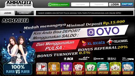 agen pkv deposit pulsa   potongan poker papua nugini game