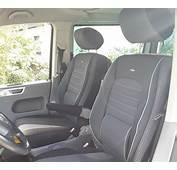 Sitzbez&252ge Schonbez&252ge VW T5 Transporter F&252r Zwei Einzelsitze