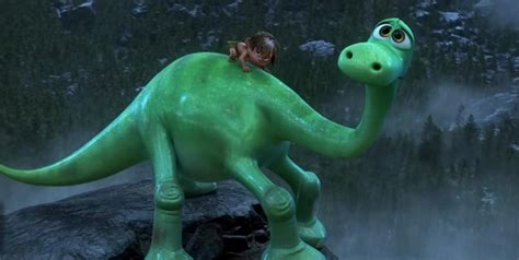 trailer film the good dinosaur fat movie guy disney pixar s the good dinosaur trailer
