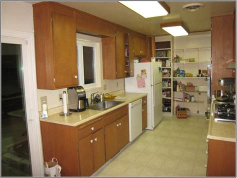 kitchen layout ideas galley flooring small corridor kitchen design ideas best small