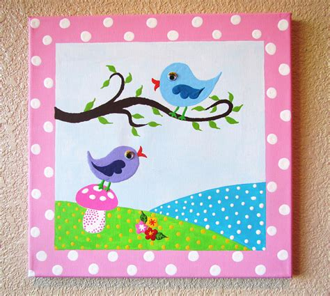 easy painting for toddlers canvas painting ideas for paintings