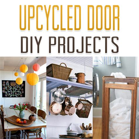 diy upcycled crafts upcycled door diy projects the cottage market