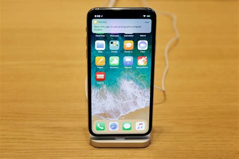 A Iphone 10 Apple S 2018 Iphone X Successor Could Be More Power Packed With 10 More Efficient 1 Cell L