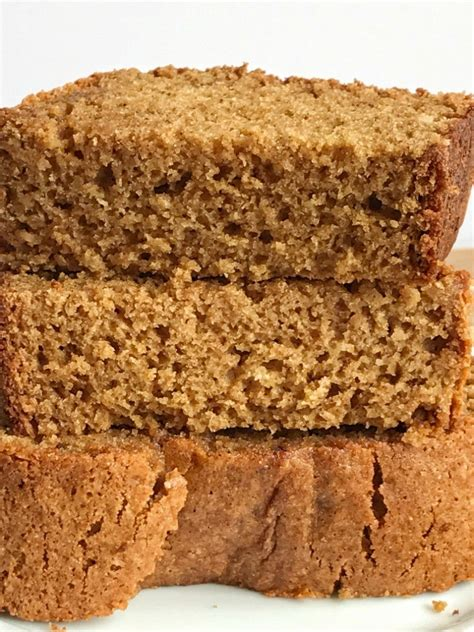 whole grains or no grains whole grain cinnamon applesauce bread together as family