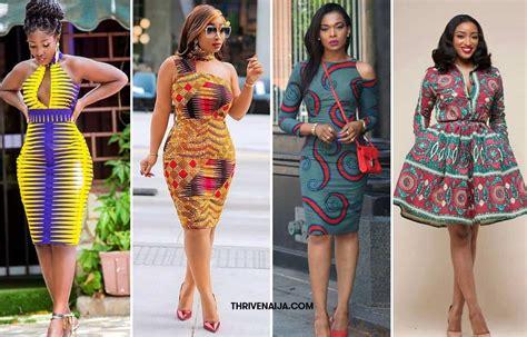 ankara short gown styles designs  updated weekly