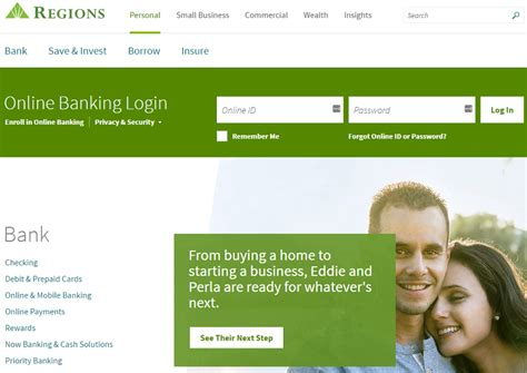 regions bank sign in regions banking sign in onlinebanking101
