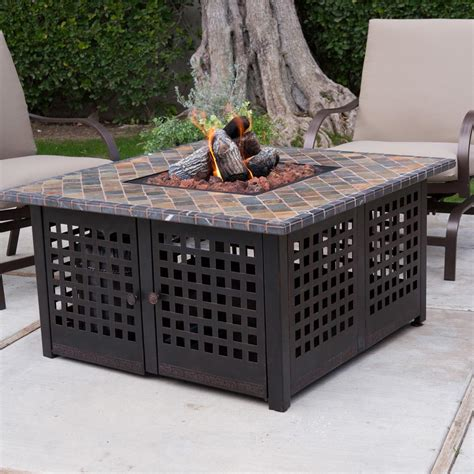backyard pit lowes gas pits outdoor lowes modern patio outdoor