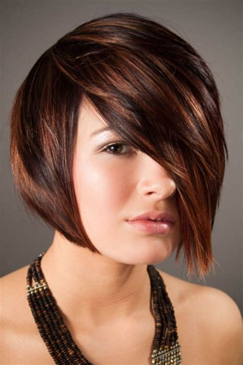 best hair highlight trends this year coolest hair highlights for short haircuts 2017 best
