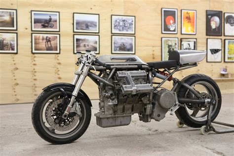 maserati motorcycle maserati v6 rocketgarage cafe racer magazine