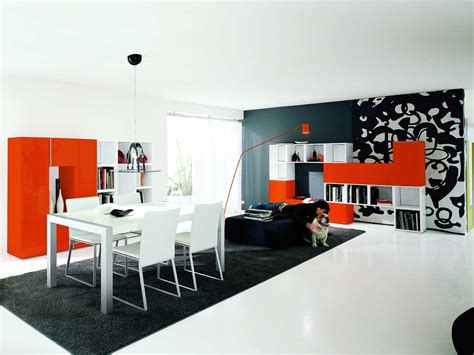 red black white home decor beautiful home red black and white living room inspiration