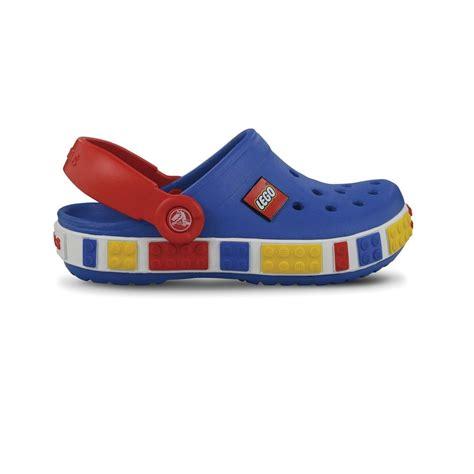 lego shoes crocs crocband lego shoe sea blue all the