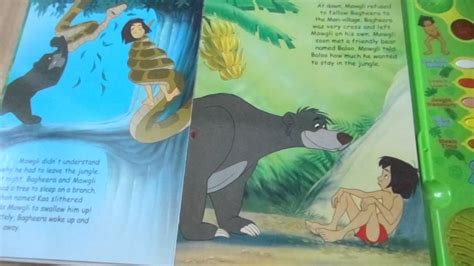 the jungle book book report vtech read n learn story teller the jungle book