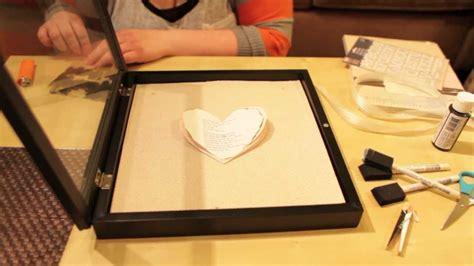 wedding gift ideas for the newlyweds marlene s diy wedding gift youtube