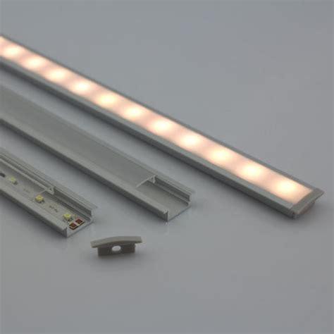 recessed led strip lighting recessed rgb strip aluminium led profil