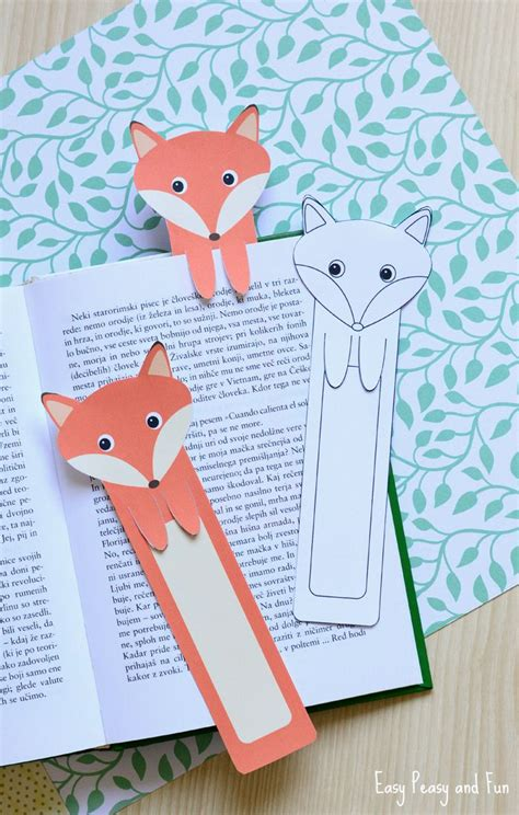 Paper Craft Bookmarks - 25 best ideas about diy bookmarks on