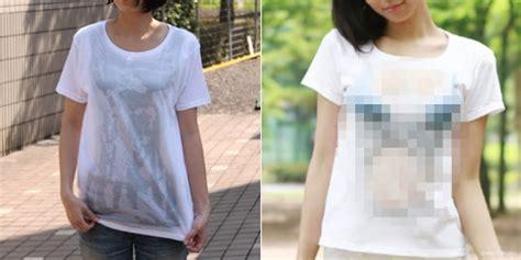 Kaos Big Cewe kaos unik ini punya desain gambar ilusi yang menipu mata