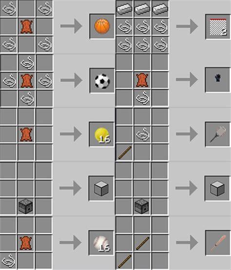 minecraft game mod yapma minecraft film fragman sports mod spor modu 1 7 10