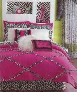 Zebra Print And Pink Bedroom Pink Zebra Print Bedding