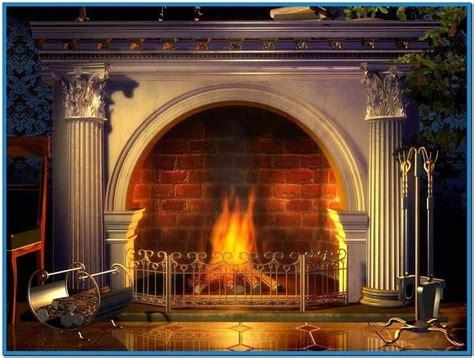 Free Fireplace Screensaver by Best Fireplace Screensaver Free
