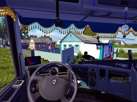 renault interior renault interior ets 2 mods part 3