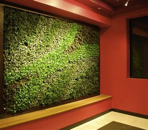 Bright Green Living Wall Planter by 17 Best Images About Indoor Vertical Gardens On