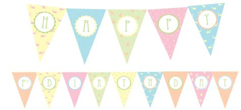 printable birthday decorations free free happy 1st birthday party printables pizzazzerie