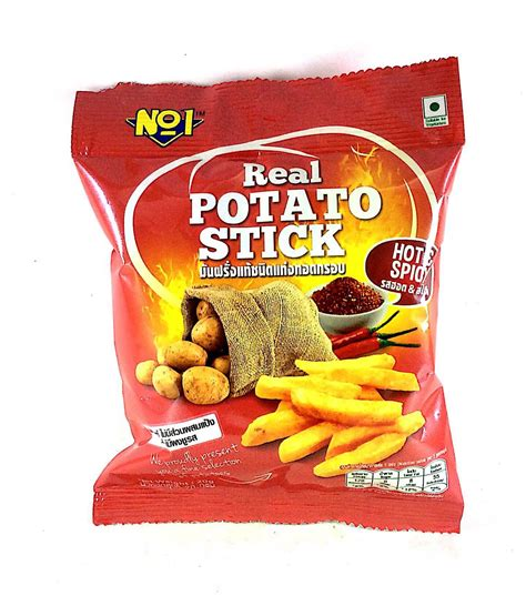 Tong Garden by Tong Garden Potato Chips Spicy 20 Gm Available At Snapdeal For Rs 35