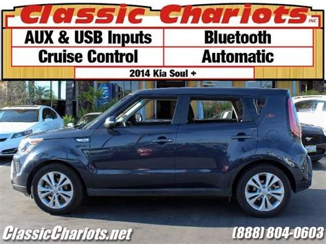 Kia Soul Near Me Sold Used Car Near Me 2014 Kia Soul With Bluetooth