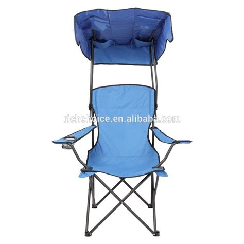 Folding Chair With Shade by Folding Chair With Shade Canopy Cover Buy Folding Chair Chair Folding Easy