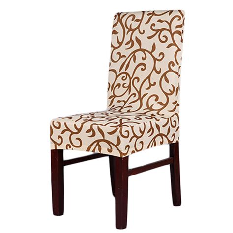 hot sale home chair cover thickening dining chair elastic chair cover office computer housse