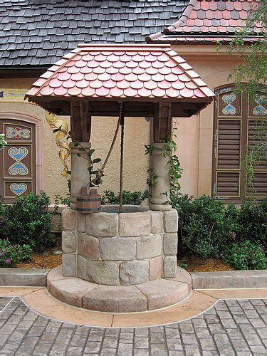 ideas decorar jardin pozos los deseos  como organizar