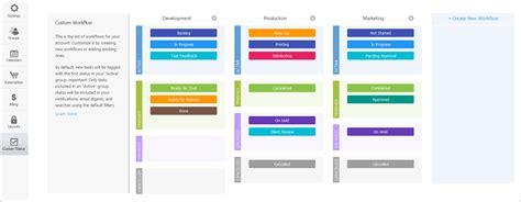 wrike introduces custom workflows to its platform