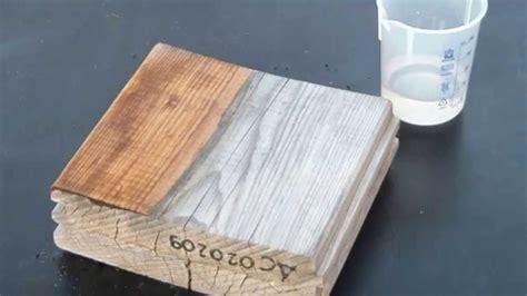 sbiancare un mobile lignum vivo la novit 224 di hdg per schiarire il legno scuro