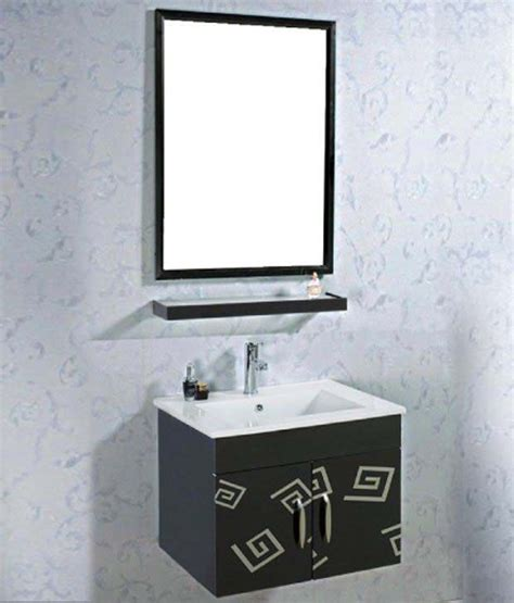 wash basin with cabinet buy online buy sanitop ceramic wash basin and stainless steel grade