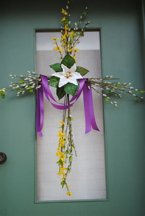 catholic on pinterest 219 pins lent easter door wreath catholic easter pinterest