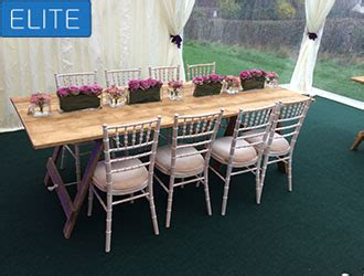 dining table hire furniture hire in gloucestershire worcestershire and the