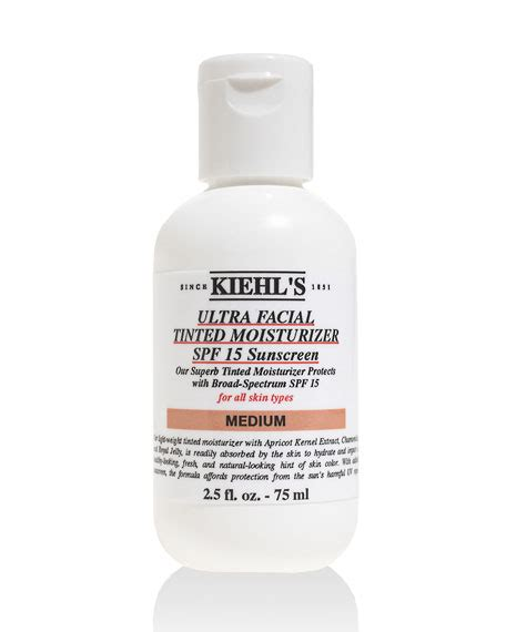 Kiehls Ultra Tinted Moisturizer Spf 15 by Kiehl S Since 1851 Ultra Tinted Moisturizer With Spf 15