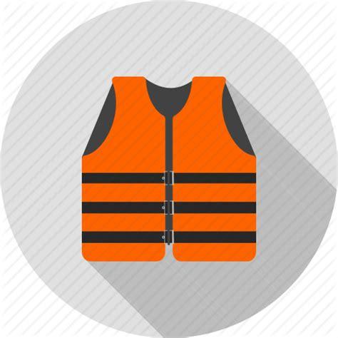 boat safety vest accident boat jacket life safe safety vest icon