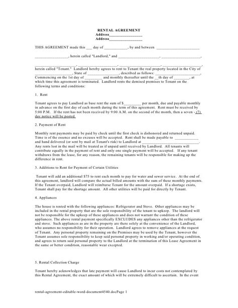 782 Best Real Estate Forms Online Images On Pinterest Real Estate Forms Sle Resume And Rental Resume Template
