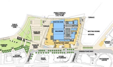 colorado convention center floor plan 1 vancouver convention center