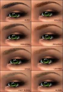 colored brows how to color eyebrows choose brow color tips secrets