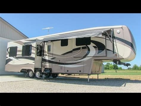 2014 drv tradition 390 luxury front living room 5th wheel 2014 drv tradition 390 fully loaded luxury 5th wheel walk