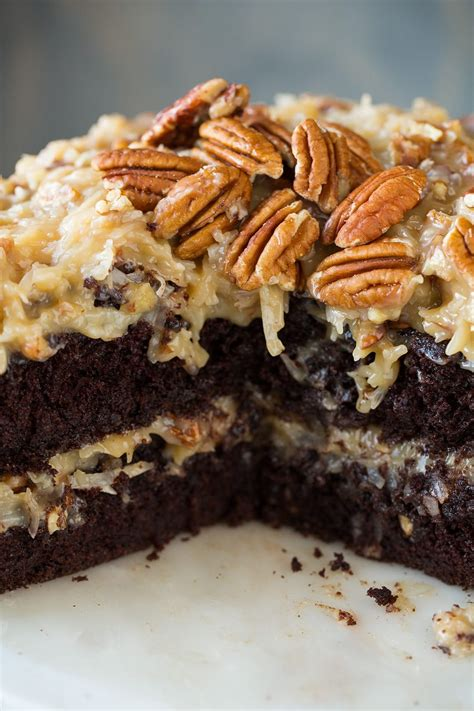 the best german chocolate cake german chocolate cake the best cooking