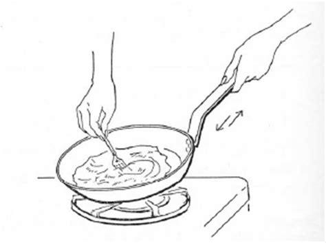 imparare l arte della cucina francese imparare l arte della cucina francese omelette brouille