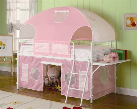 tents for bunk beds girls tent bunk bed bunk beds