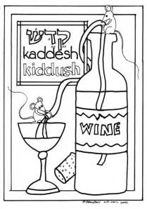 passover coloring pages expert passover easy arts and crafts