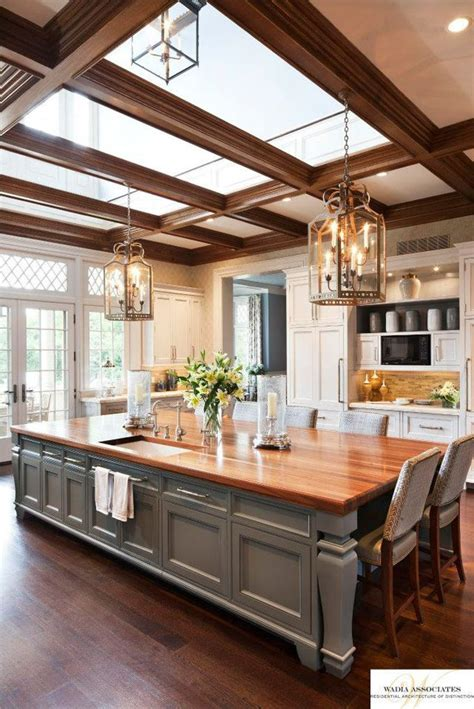 kitchen island with seating for 5 25 best ideas about big kitchen on pinterest large