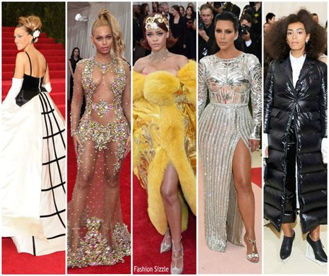 the met gala themes and fashion through the years 2018 met gala theme heavenly bodies fashionsizzle