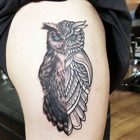 meaning of owl tattoo 50 of the most beautiful owl designs and their