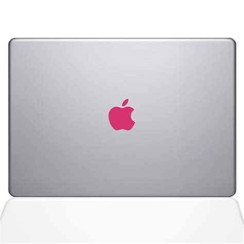Mahlkonig Logo Sticker Small White On 2 Units apple logo macbook decal the decal guru